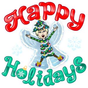 Happy Holidays From Karen Watson-Dietzel